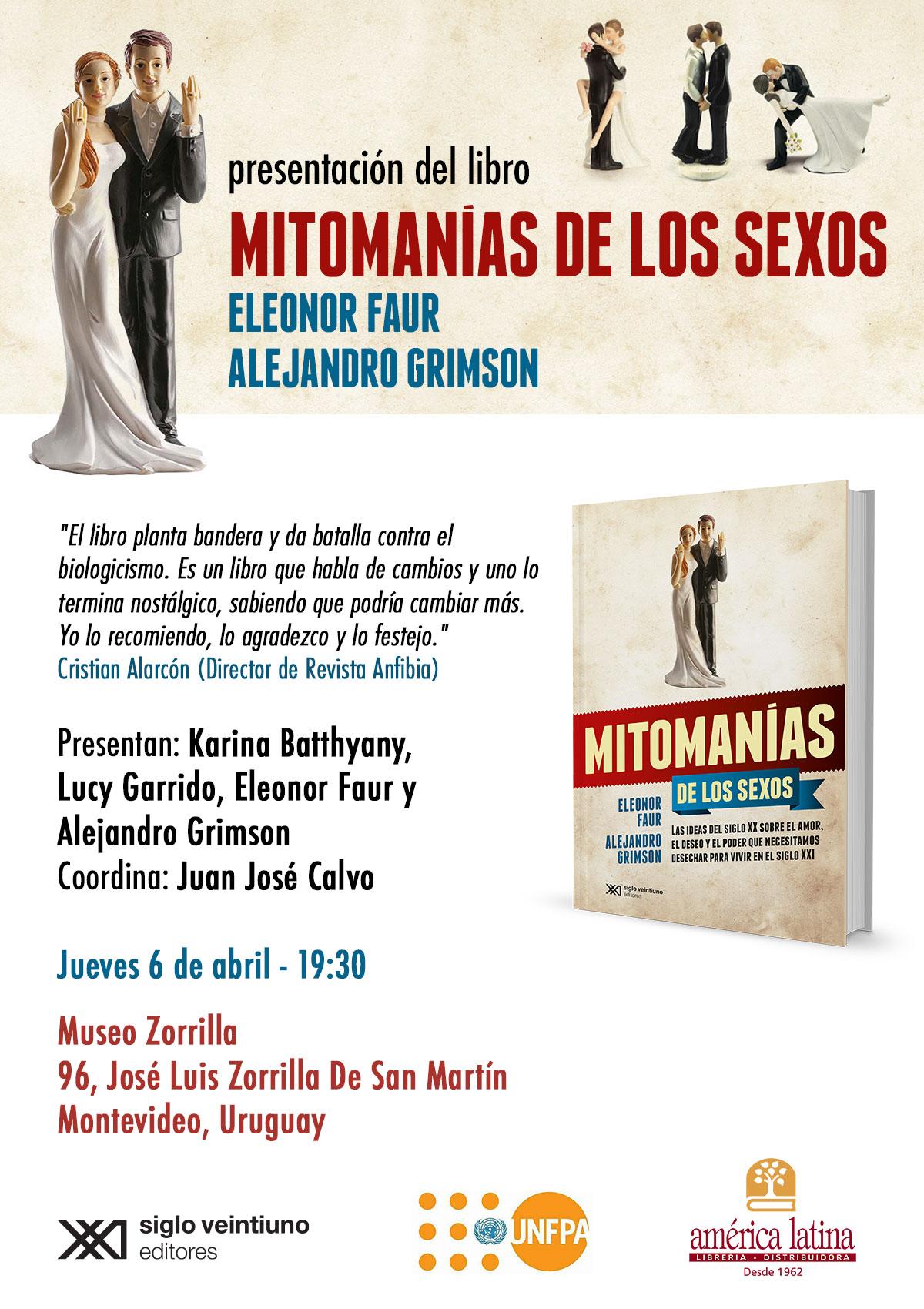 Inbvitación a la presentación del libro
