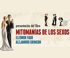 Invitación Mitomanía de los sexos
