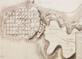 Mapa de ciudad vieja