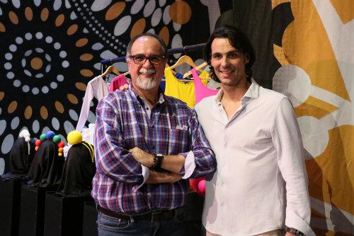 Igor Yebra y Hugo Millan