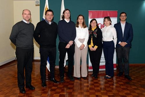 Representantes del MERCOSUR en reunión de trabajo
