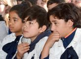 niños escolares