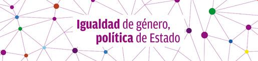 igualdad de género, politica de estado