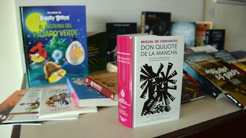 libros donados