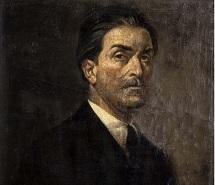 Retrato de José Luis Zorrilla de San Martín